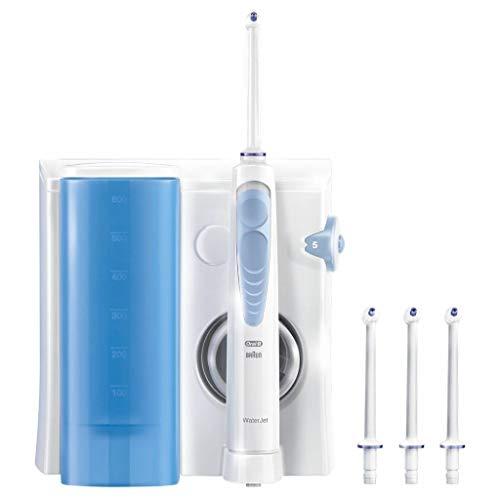 Oral-B WaterJet Reinigungssystem für eine gründliche Reinigung und Massage des Zahnfleisches, mit...