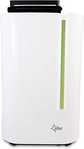 SUNTEC Dryfix 20 Lumio Luftentfeuchter – für Räume bis 150 M³ (ca 65 m2) | Raumentfeuchter mit...