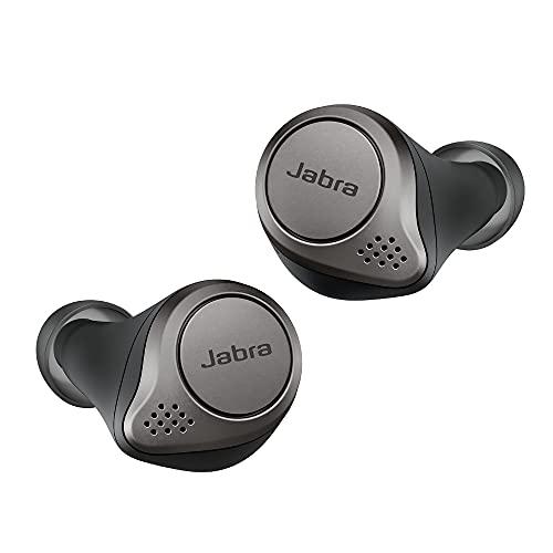 Jabra Elite 75t – In-Ear Bluetooth Kopfhörer mit aktiver Geräuschunterdrückung (ANC) und langer...
