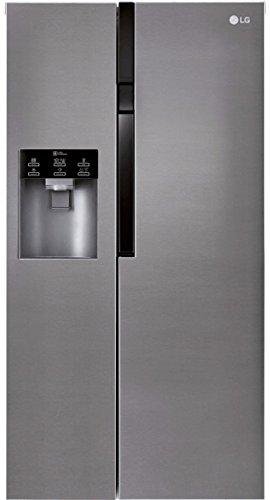 LG Electronics GSL 361 ICEZ Side by Side / A++ / 179 cm / 375 kWh/Jahr / 394 Litre / 197 Gefrierteil...