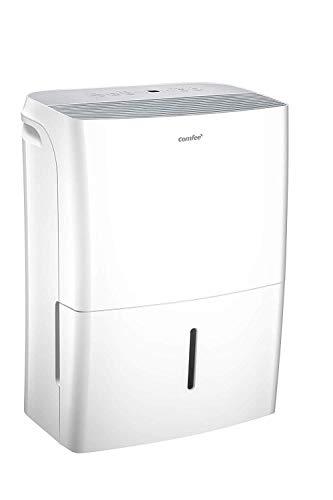 Comfee MDDF-16DEN7 WF Luftentfeuchter, 280 W, 230 V, White, 16L-32m²-DEN7