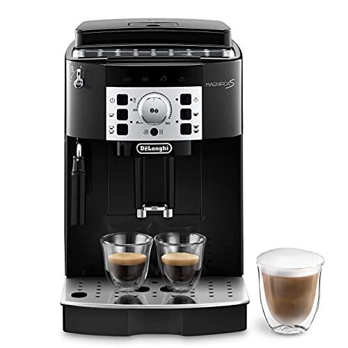 De'Longhi Magnifica S ECAM 22.110.B Kaffeevollautomat mit Milchaufschäumdüse für Cappuccino, mit...
