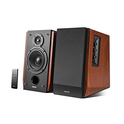 Edifier Studio R1700BT Bluetooth-Lautsprechersystem mit Infrarot-Fernbedienung 66Watt RMS,...