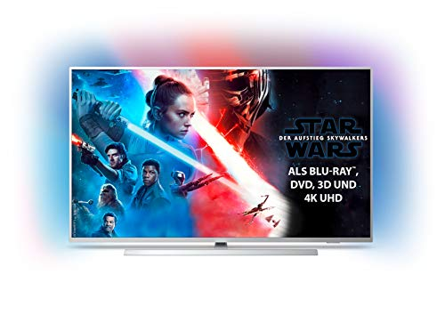 Philips Ambilight 55PUS7304/12 Fernseher 139 cm (55 Zoll) Smart TV (4K, LED TV, HDR 10+, Android TV,...