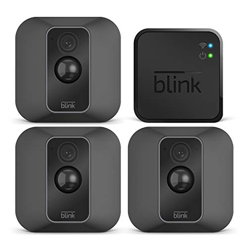 Blink XT2 (2. Gen.) – Smarte Sicherheitskamera   Für den Außen- und Innenbereich mit...