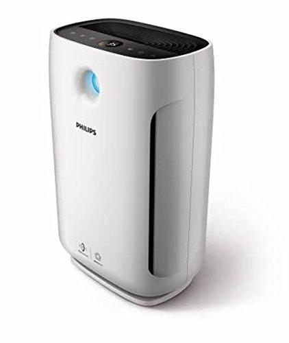 Philips AC2887/10 Luftreiniger (für Allergiker, bis zu 79m², CADR 333m³/h, AeraSense Sensor)...
