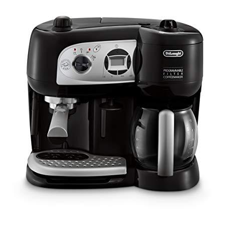 De'Longhi BCO264.1 Espressomaschine und Kaffeemaschine in einem, mit Pumpe, Schwarz, 38x 24x...