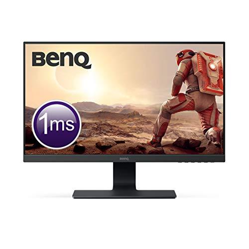 BenQ GL2580HM 62,23 cm (24,5 Zoll) Full HD LED Gaming Monitor (HDMI, Eye-Care, 1080p, 1ms...
