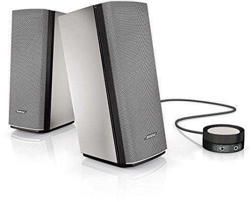 Bose ® Companion 20 PC-Lautsprecher System, silber
