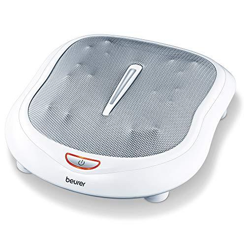 Beurer FM 60 Fußmassagegerät, 18 Massageköpfe, Wärmefunktion, 2 Geschwindigkeiten,...