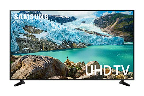 Samsung RU7099 138 cm (55 Zoll) LED Fernseher (Ultra HD, HDR, Triple Tuner, Smart TV) [Modelljahr...