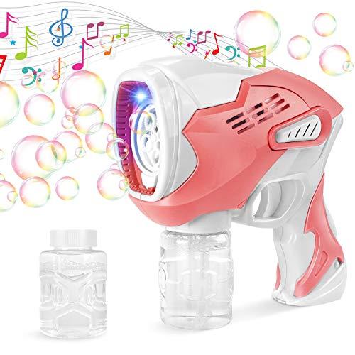 joylink Seifenblasenpistole, Automatische Seifenblasenmaschine für Kinder Seifenblasenmaschine...