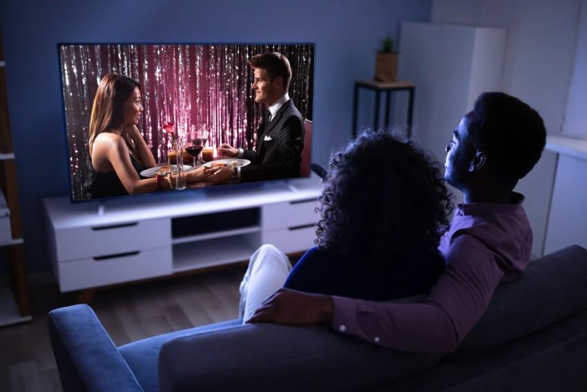 4 K Fernseher