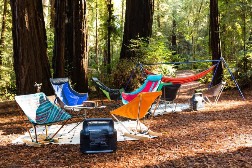 Campingstuhl online kaufen