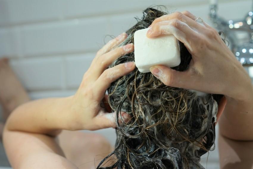Der Haarseifen Test