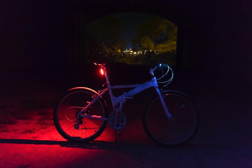Der große Fahrradlampen Test