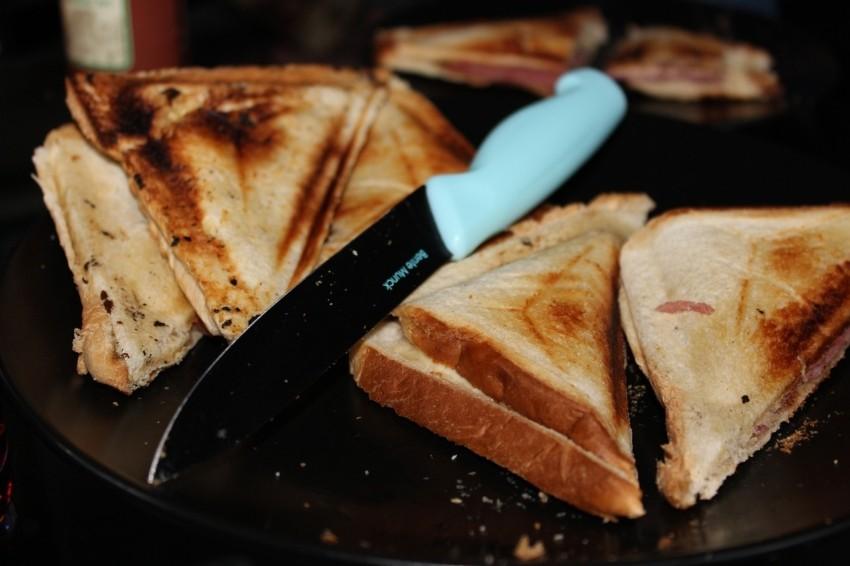 Der 3 in 1 Sandwichmaker im Test