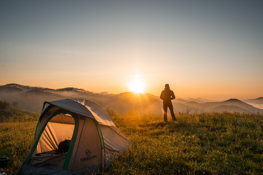 Die Campingtoilette einfach reinigen