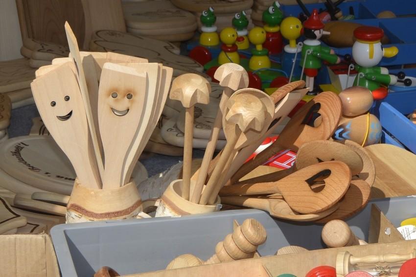 Der Pfannenwender aus Holz