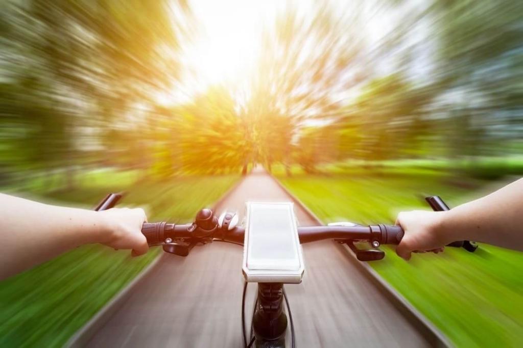 Die Handyhalterung für dein Fahrrad im Test