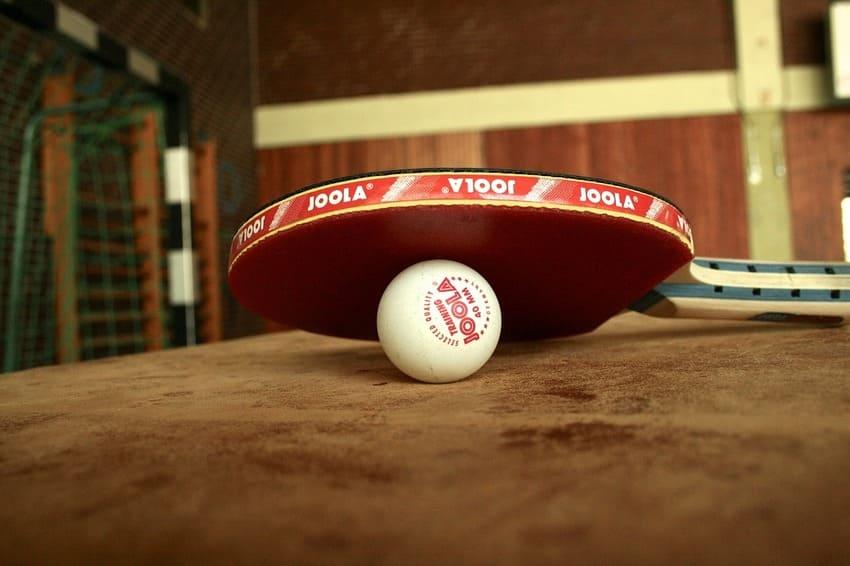 Ein Tischtennisschläger für Profis