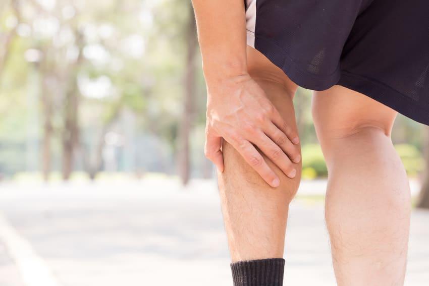 Ein Venenkissen für schmerzen in den Beinen
