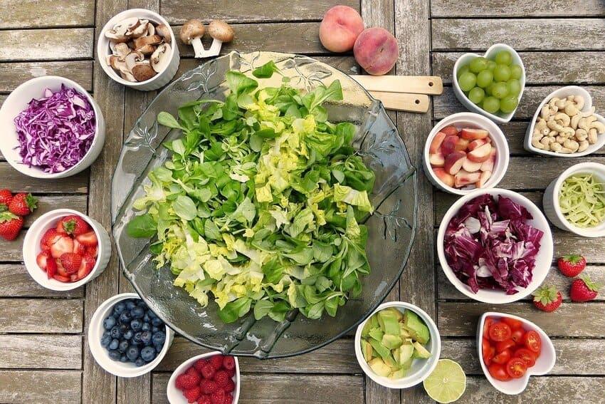 Ein Salat von der elektrischen Reibe von Lidl