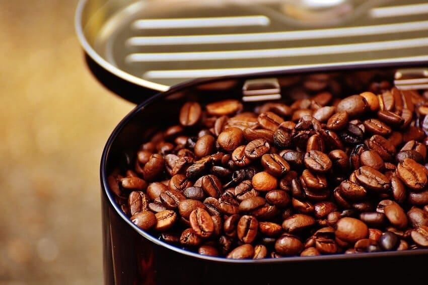 Kaffeedose mit einem Volumen von 500 g